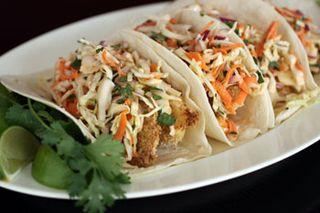 Easy healthy fish taco recipes