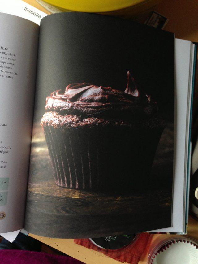 deep chocolate cupcakes
