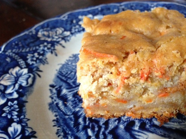 carrot persimmon cake 05