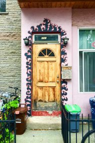 Pretty Door Montreal | In Jennie's Kitchen