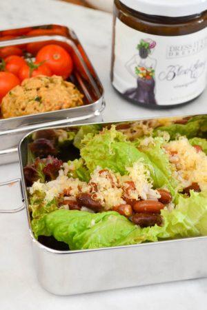 Taco Lettuce Cups | In Jennie's Kitchen