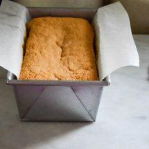Amelia's Sponge Cake (Pan di Spagna)