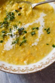 Sweet Summer Corn Soup Recipe | In Jennie's Kitchen