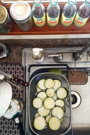 Crispy Baked Eggplant | In Jennie's Kitchen