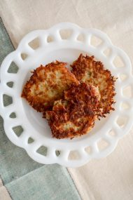 Homemade Latkes | In Jennie's Kitchen
