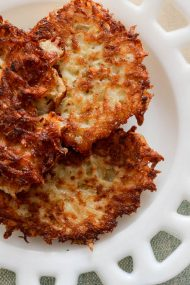 Latkes & Christmas Cookies
