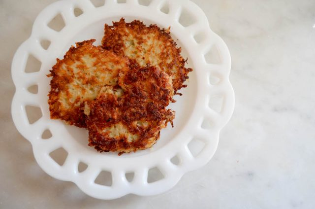 Homemade Latkes | In Jennie's Kitchen