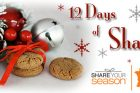 12 days of sharing
