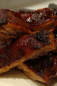 Seriously Delicious Ribs - In Jennie's Kitchen