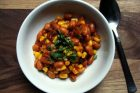 "smoky corn & bean ""chili"""