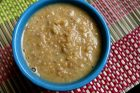 homemade whole grain mustard