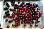 preserving cherries {part one}