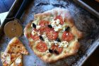 5-minute pizza dough