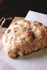 gingerbread scones - In Jennie's Kitchen