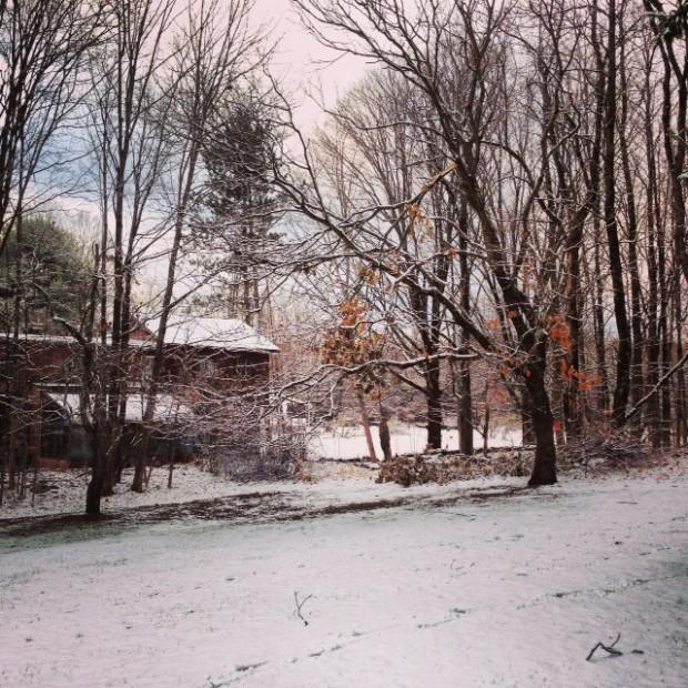 Snow Upstate