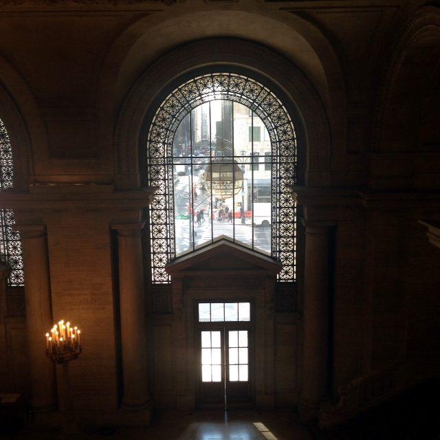 New York Public Library | photo by Jennifer Perillo