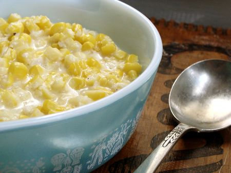 Homemade Creamed Corn | In Jennie's Kitchen