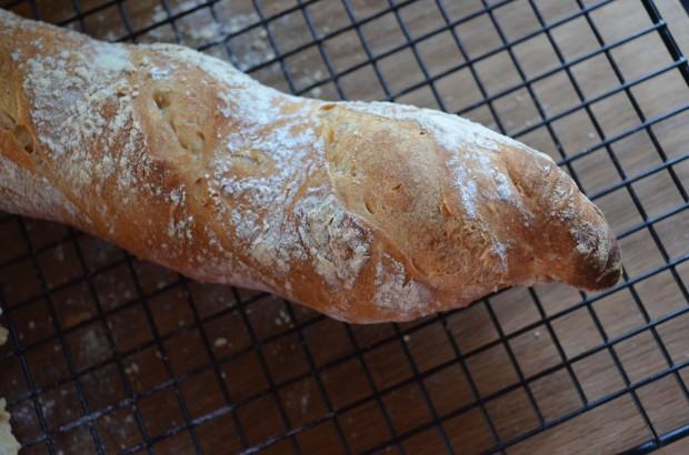 homemade baguettes | www.injennieskitchen.com