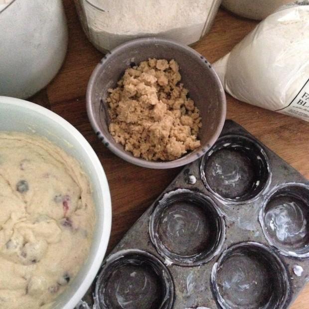 Berry Muffins | www.injennieskitchen.com