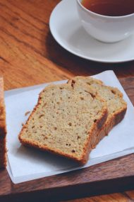 Easy Banana Bread | www.injennieskitchen.com