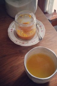Turmeric Tea | In Jennie's Kitchen