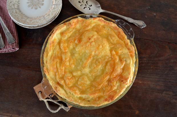 Mashed Potato Pie   In Jennie's Kitchen