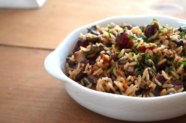 Rice Pilaf 03