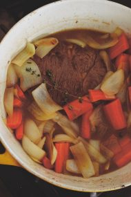 Classic Pot Roast | www.injennieskitchen.com