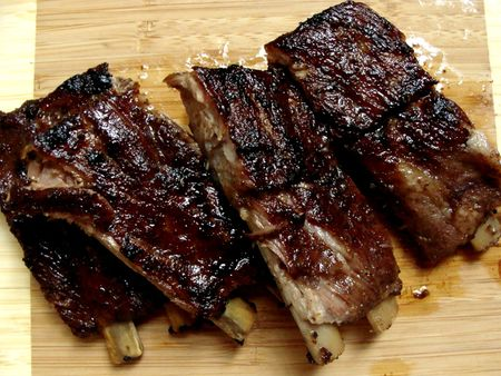 Seriously Delicious Ribs | get the recipe at www.injennieskitchen.com