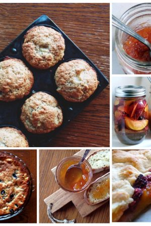 six ways to savor peaches