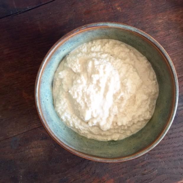 homemade vegan ricotta cheese | www.injennieskitchen.com
