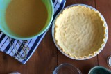 no-roll pie crust {video}