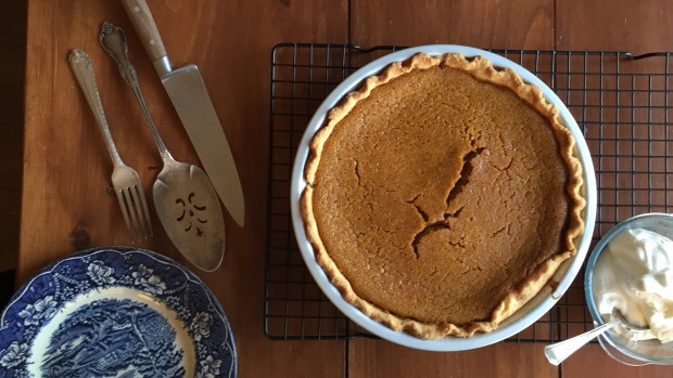Pumpkin Pie 2015