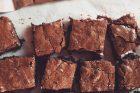 grain-free peppermint fudge brownies