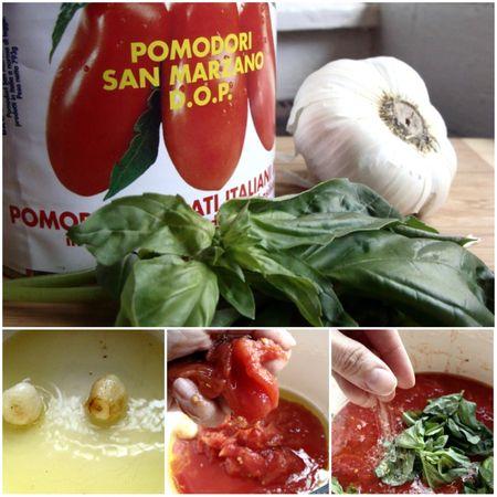 20 minute marinara sauce