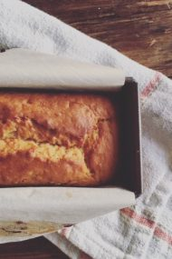 Clementine, Honey & Olive Oil Cake | get the recipe at www.injennieskitchen.com