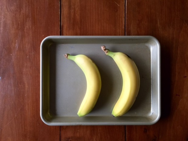 How to Ripen Bananas in 10 minutes! | www.injennieskitchen.com