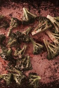 Pecorino Roasted Broccoli 04
