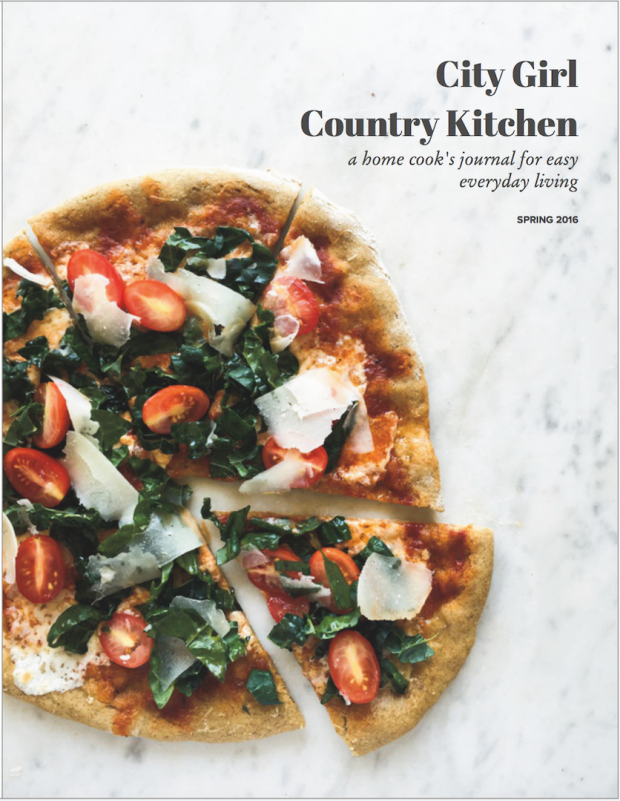 City Girl, Country Kitchen Spring 2016 | In Jennie's Kitchen
