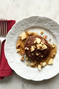 Buckwheat Akmond Pancakes | In Jennie's Kitchen