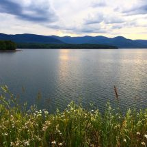 Ashokan Reservoir Sunset | Thankful Thursdays 06.30.2016