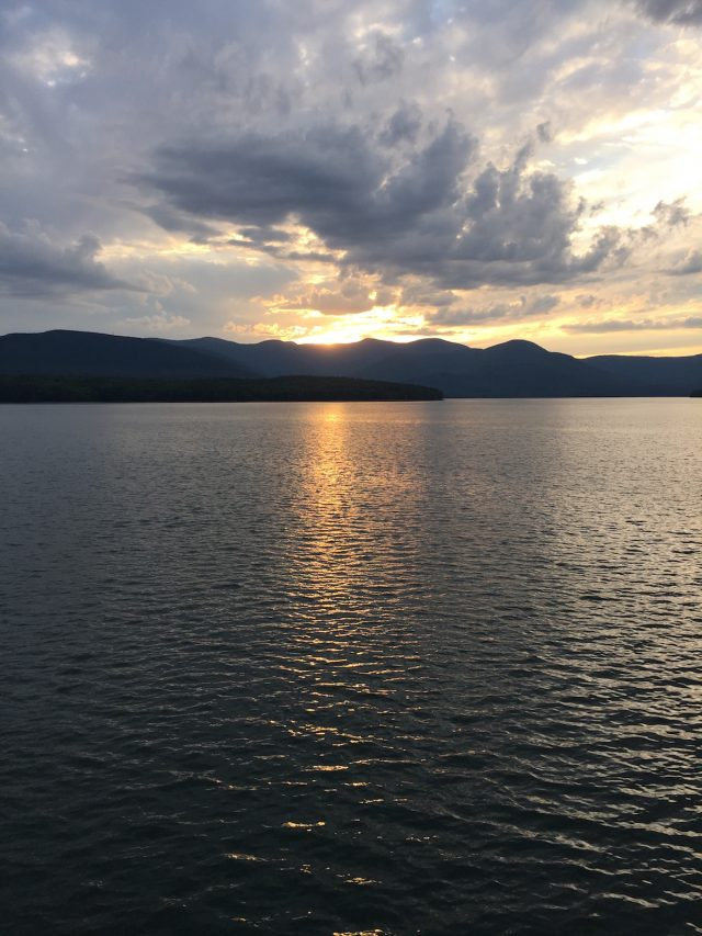 Ashokan Resevoir, NY | In Jennie's Kitchen