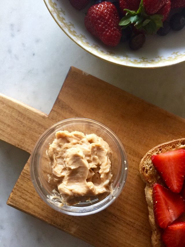 Cinnamon Maple Butter | In Jennie's Kitchen