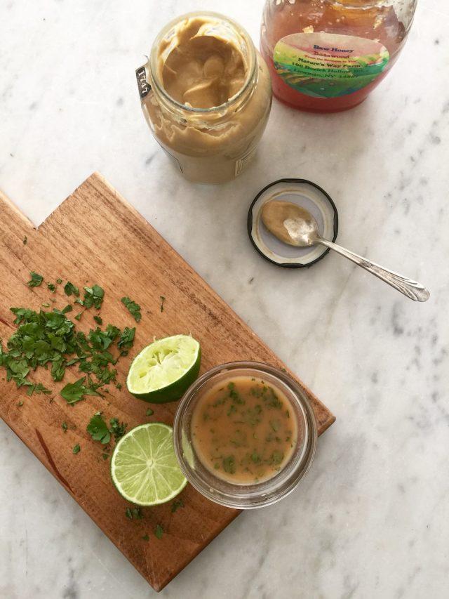 Spicy Honey Mustard Sauce | In Jennie's Kitchen