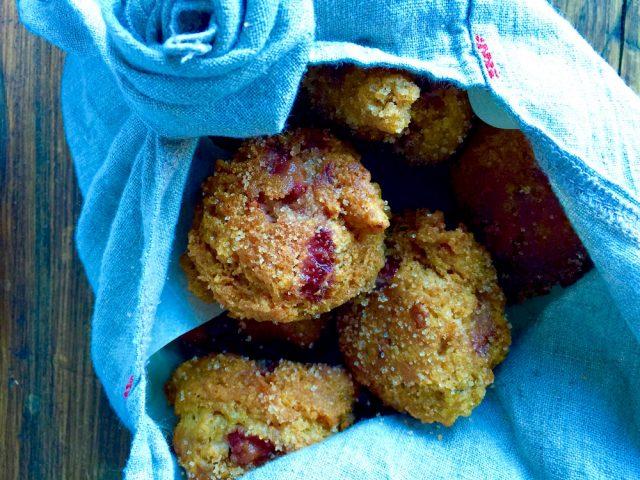 Strawberry Buttermilk Doughnuts   Get the recipe at In Jennie's Kitchen