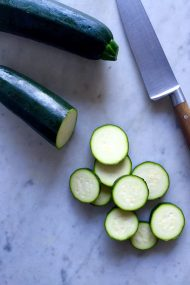 Zucchini | In Jennie's Kitchen