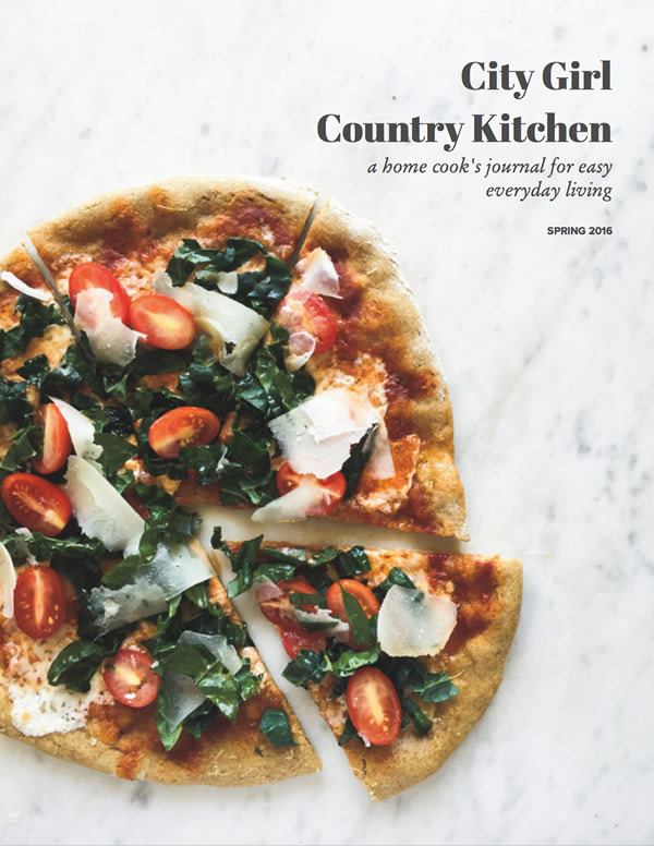 City Girl, Country Kitchen: Spring 2016