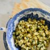 Zucchini Tartare | In Jennie's Kitchen