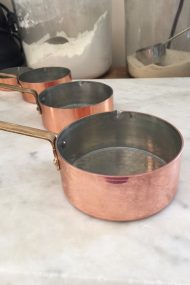 All-Natural Copper Cleaning Tip | In Jennie's Kitchen