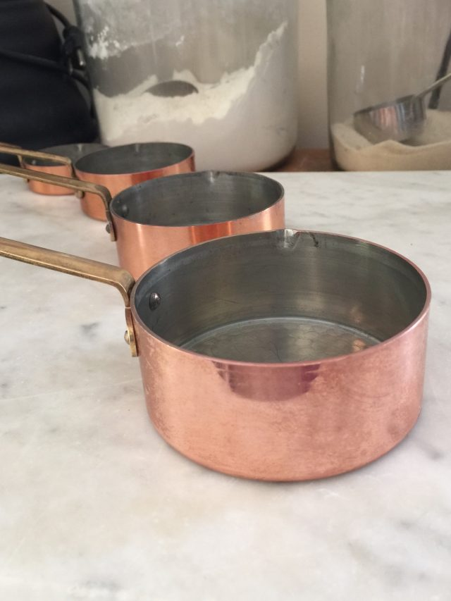 how to clean copper for oxidizing